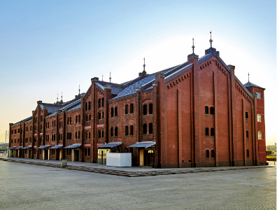 Yokohama Red Brick Warehouse #1 3F Hall
